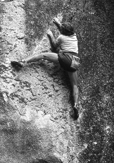 Rock Climbing Photo: Kor Face. Photo by Blitzo.