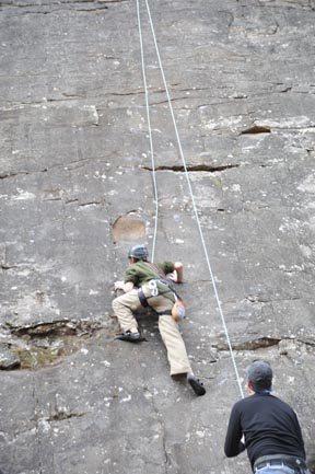 Top-rope