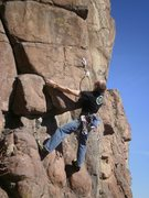 Rock Climbing Photo: Trying to avoid the title....