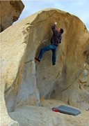 Rock Climbing Photo: Unnamed/unknown, Buttermilks