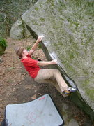 Rock Climbing Photo: Matt Johnson