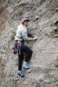 Rock Climbing Photo: Gary