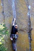 Rock Climbing Photo: Rawhide .10d - Senora