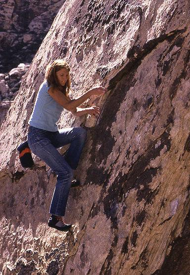 """Rock Climbing Photo: """"Peruvian Flake"""". Photo by Blitzo."""