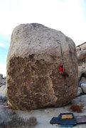 Rock Climbing Photo: So High