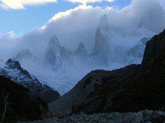 Rock Climbing Photo: Fitz Roy