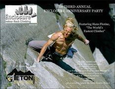 Rock Climbing Photo: Hans Show in Jackson Hole, WY - Feb 5th