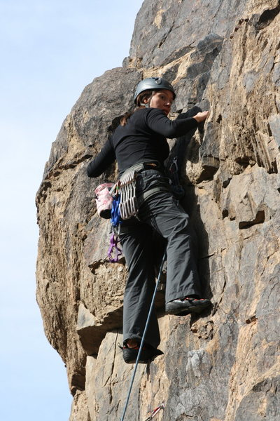 Rock Climbing Photo: Agina Sedler