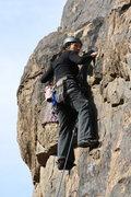 Rock Climbing Photo: Agina Sedler