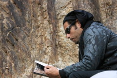 Rock Climbing Photo: RastaRaj