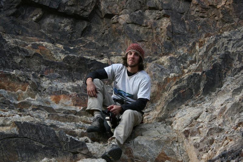 Rock Climbing Photo: Jeff Brennan