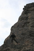 Rock Climbing Photo: Hey Albert did you know what Eric was doing while ...