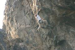 Rock Climbing Photo: Jeff Brennan Lethal Weapon .12+