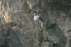 Rock Climbing Photo: Jeff Brennan Lethal Weapon .12+