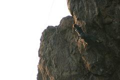 Rock Climbing Photo: Eric Odenthal 1-30-10
