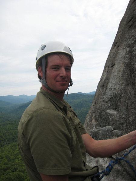 Rock Climbing Photo: Pitch 4