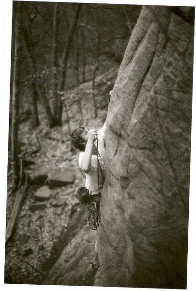 Rock Climbing Photo: By: Makenzie B.