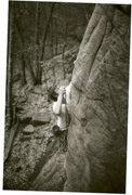 Rock Climbing Photo: By: Makenzie B.