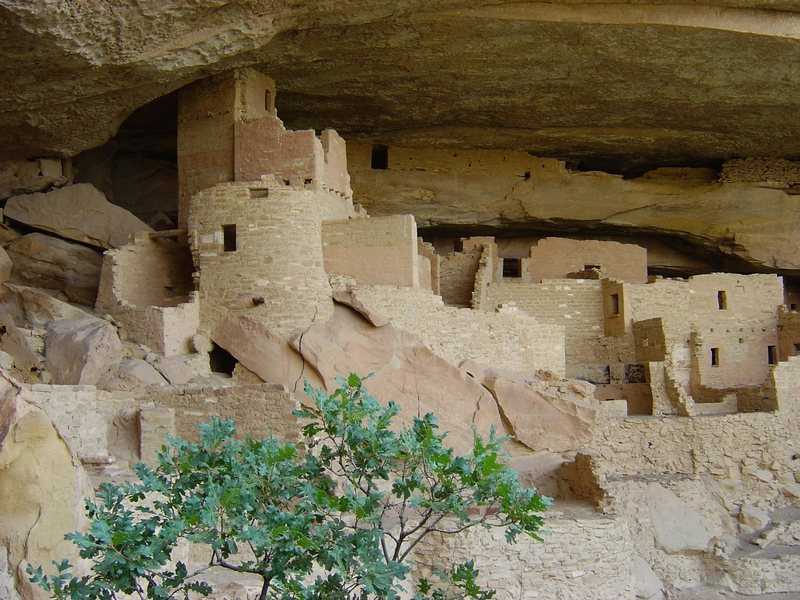 Another shot of what I think was Long House at Mesa Verde.  2005.