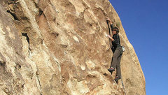 "Rock Climbing Photo: Didier Berthod on ""Silent but Deadly"". P..."
