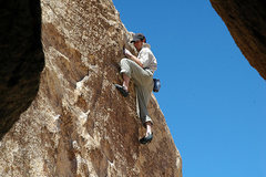 "Rock Climbing Photo: The Highball"" aka ""Cedar Falls"". Ph..."