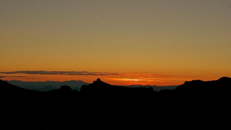 Thimble Peak<br>