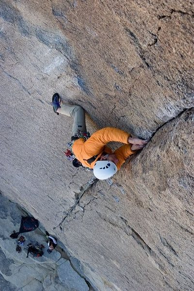 Rock Climbing Photo: Bird of Fire. Photo Credit Alex Cooper.