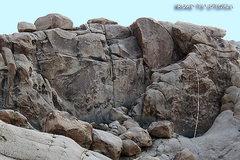 "Rock Climbing Photo: ""Road to Utopia"". Photo by Blitzo."
