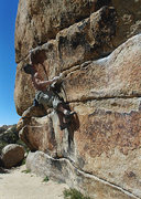 "Rock Climbing Photo: Cedar Wright on ""High Noon"". Photo by Bl..."