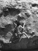 "Rock Climbing Photo: ""Funky Tut"". Photo by Blitzo."