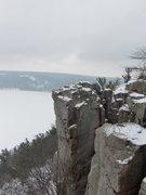 Rock Climbing Photo: Great Chimney