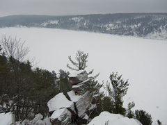 Rock Climbing Photo: Turk's Head