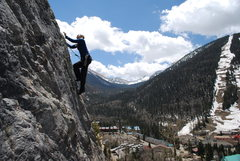 Rock Climbing Photo: TAOS. FoleyPhoto