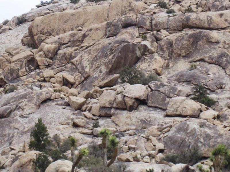 Rock Climbing Photo: Shorty Crag