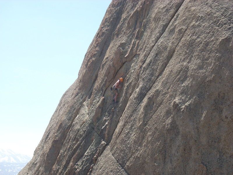 Face Climbing, Granite Basin