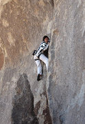 "Rock Climbing Photo: Beth on ""Modern Warfare"". Photo by Blitz..."