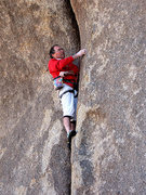 "Rock Climbing Photo: Jay Anderson floating up ""Modern Warfare&quot..."