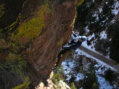 Rock Climbing Photo: Kickin' Chicken 1 of 5.  Photo by Rob Kepley.