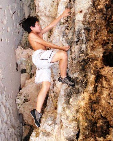 Rock Climbing Photo: The future?
