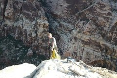 "Rock Climbing Photo: The top of ""Cat In The Hat"" bringing Ran..."