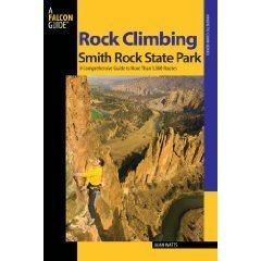 Rock Climbing Smith Rock State Park, 2nd