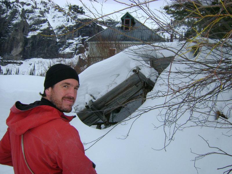 Rock Climbing Photo: Top of Bridalveil, feelin good