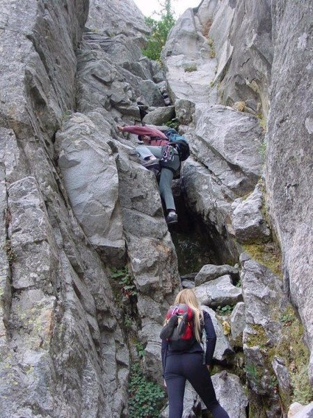 Gunsight scrambling<br> <br>