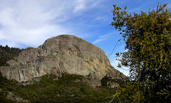 Rock Climbing Photo: Moro Rock. Photo by Blitzo.