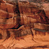Cliff detail, Arches National Park, Utah.<br> Photo by Blitzo.