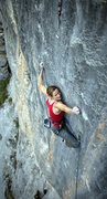Rock Climbing Photo: 5.13a