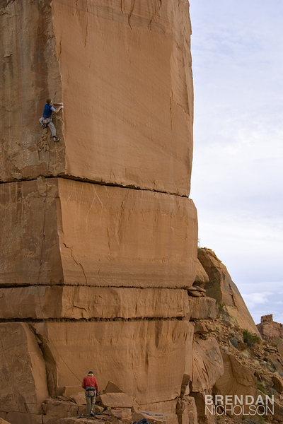 Rock Climbing Photo: excommunication