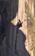 Rock Climbing Photo: paper crane