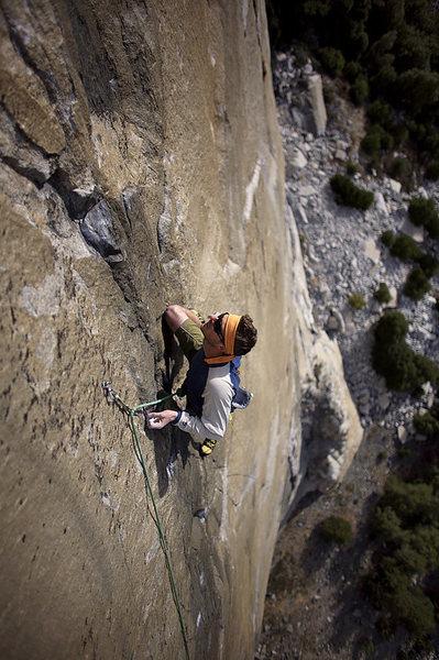 Rock Climbing Photo: el nino
