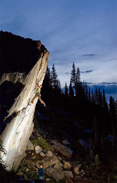 Rock Climbing Photo: tacos diablos